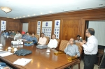 Another view of participants at the workshop on Manufacturing Excellence Part 1